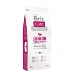 BRIT CARE Junior Large breed Lamb&Rice 12kg