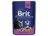 BRIT Premium Cat Salmon & Trout kapsička (100g)