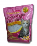 Crystal cat litter 7.6l