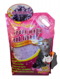 Crystal cat litter levandule 10l