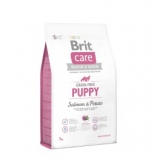BRIT CARE Puppy Salmon&Potato Grain-free 3kg