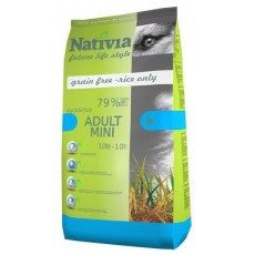 Nativia Adult Mini Duck&Rice 3kg