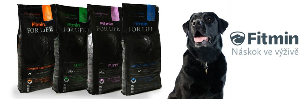 Fitmin For life Adult 3kg