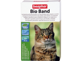 Obojek antiparazitní Bio Band Plus