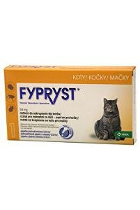 Fypryst spot-on cat 0,5ml