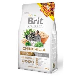 Brit animals chinchilla 300g