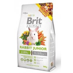 Brit animals králík junior (Rabbit) 300g