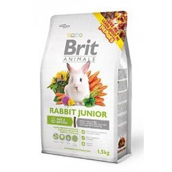 Brit animals králík junior (Rabbit) 1,5kg