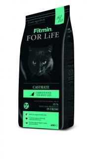 Fitmin Cat For Life pro kastrované 400g