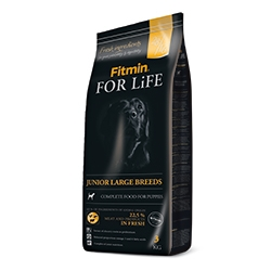 Fitmin For life Junior Large  3kg