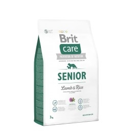 BRIT CARE Senior All breed Lamb&Rice 3kg