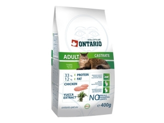 ONTARIO Cat Castrate 400g