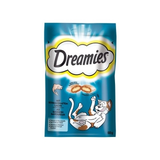 Dreamies losos 60g